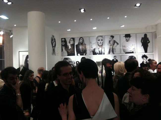 Me 20 launch at Colette, Paris
